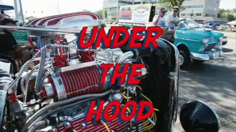 Dream Cruisers give us a peek at the engines of their amazing cars.