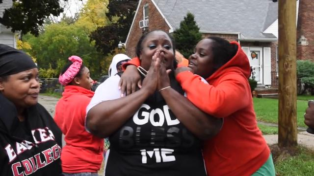 Family members react to news of Marvie Gardner, 3,  found safe by police