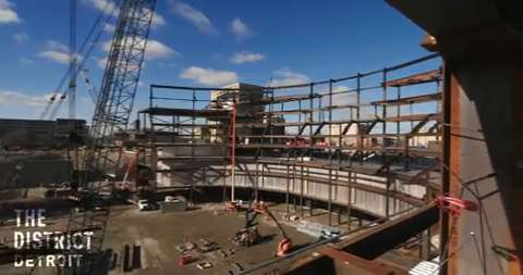 Progress being made on new Red Wings arena