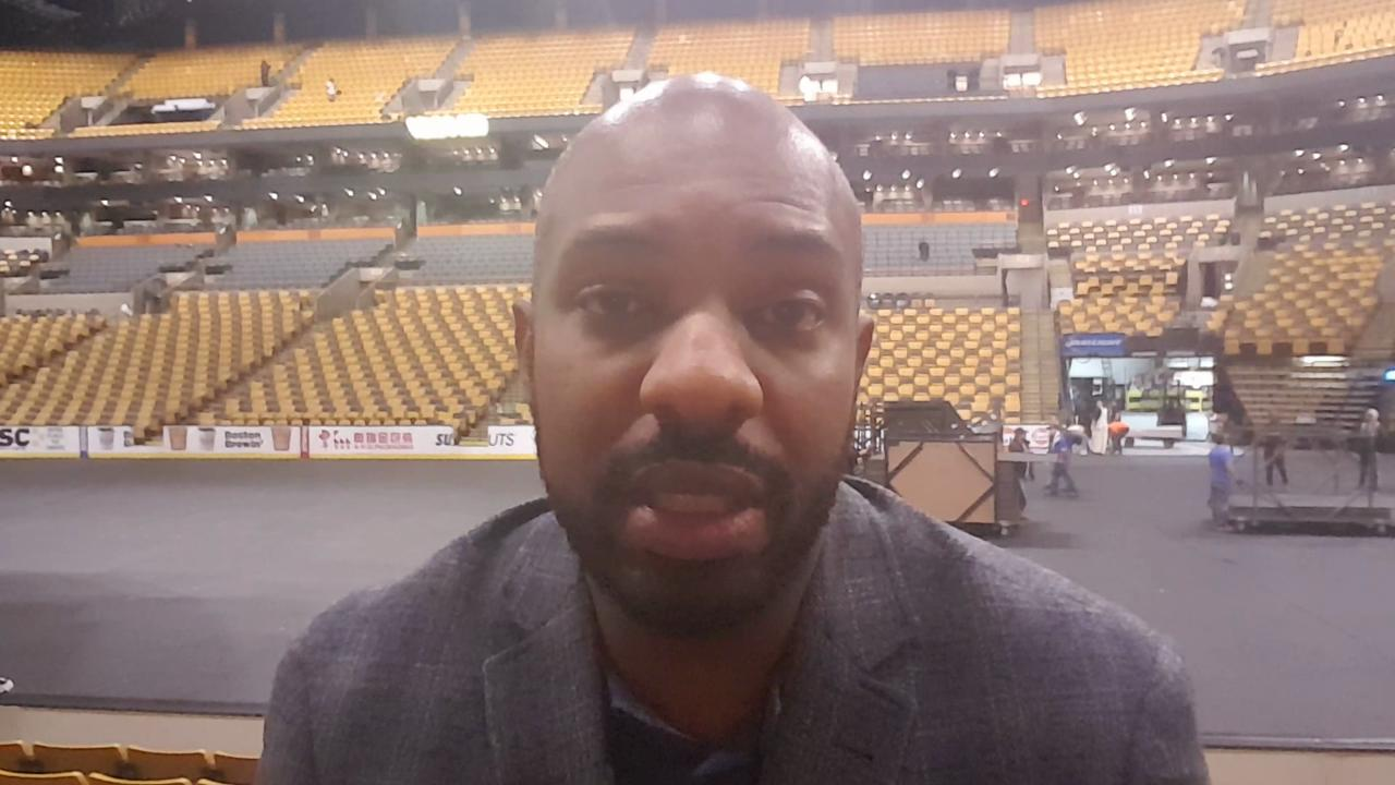 Rod Beard on the Pistons, after KCP's injury