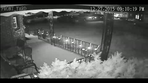 Surveillance video of shooting that killed 7-year-old