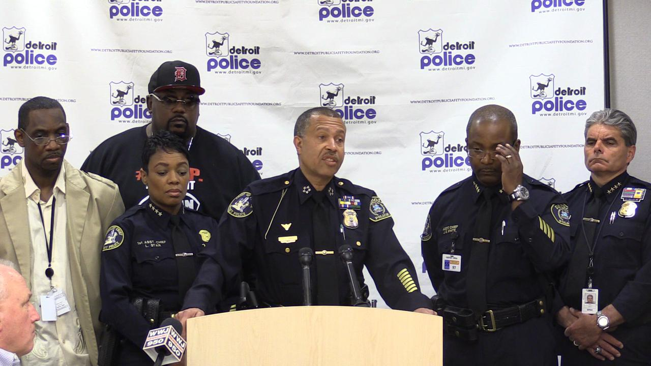 Chief Craig introduces new crime-fighting initiative