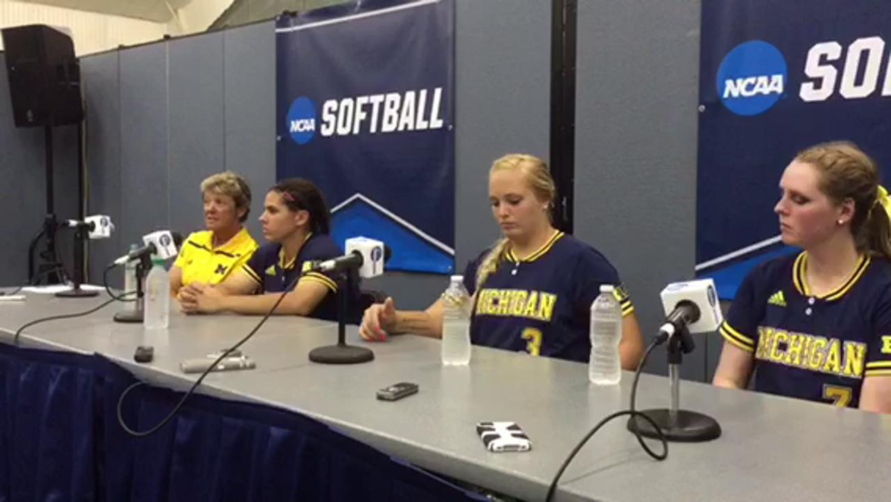 Hutchins on making the WCWS