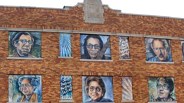 Artist Nicole Macdonald on preserving Detroit's history