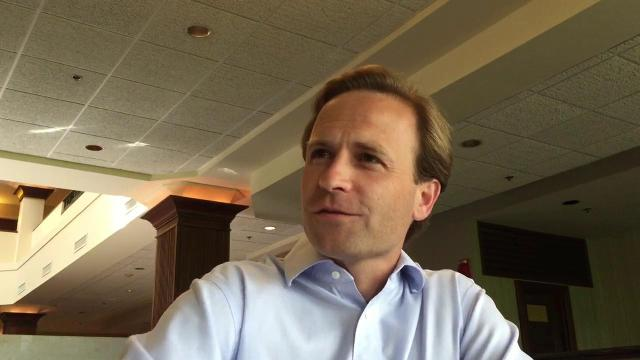 LG Brian Calley discusses outlook for 2018