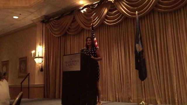 Gretchen Whitmer on historic moment for Hillary Clinton