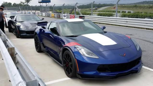 Henry Payne goes 0 to 60 in the Corvette Grand Sport