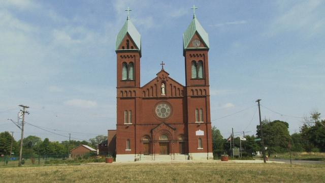 Cathedral of St. Anthony, a church reborn