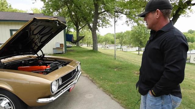 First Camaro built to be part of 50th anniversary celebration