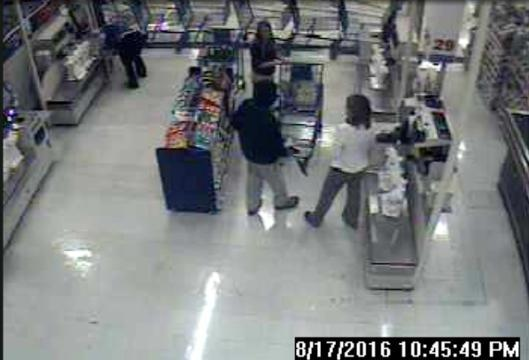 Surveillance video of armed robbery in Commerce Township