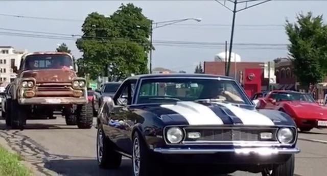 Photos from the Dream Cruise from our photographers and reporters.