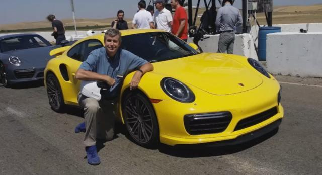 Henry Payne goes 0 to 60 in the new Porsche 911