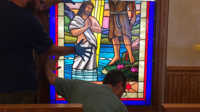 Stained-glass makers may be forced to change