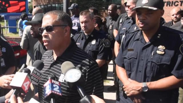 Detroit Police remember murdered Sgt. Kenneth Steil