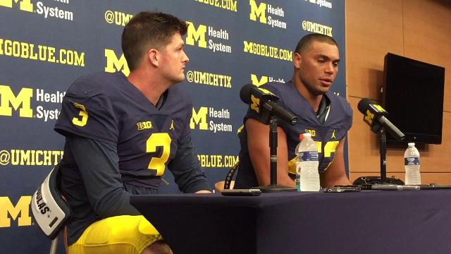 UM's Chris Wormley after win over Penn State