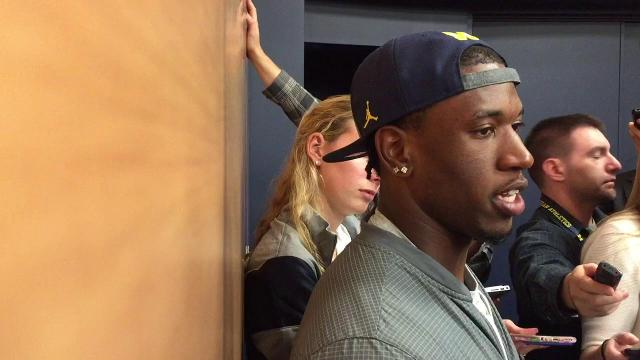 UM's Higdon on playing healthy