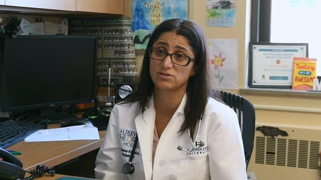 Dr. Mona Hanna-Attisha on the discovery of lead in Flint's water