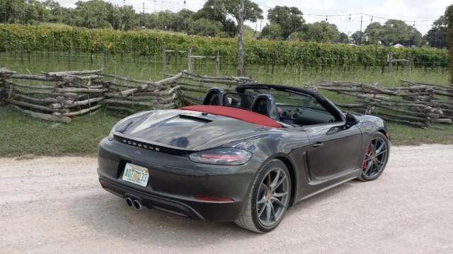 Henry Payne goes 0 to 60 in the Porsche Boxster-Cayman