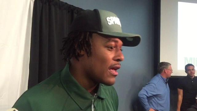 Xavier Tillman commits to Michigan State