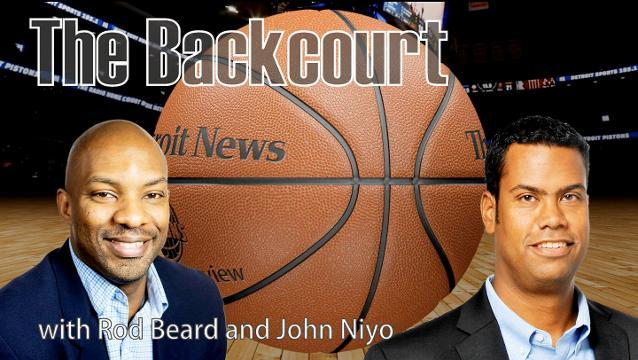 The Backcourt: Pistons Preview
