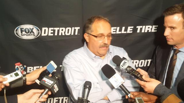 Pistons coach Stan Van Gundy on loss to Raptors