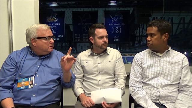 Wojo, Rogers and Niyo break down Lions' thrilling come-from-behind win over Washington