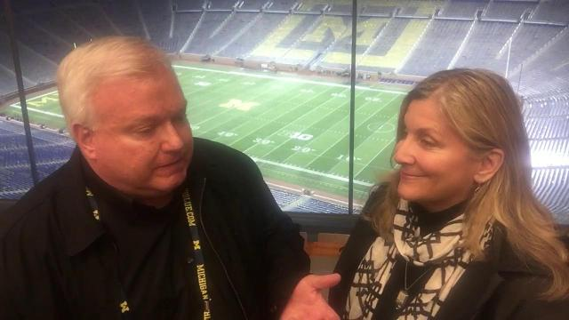 Wojo and Angelique on UM win over Illinois