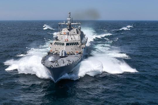 Coming Thursday: Tour the new USS Detroit