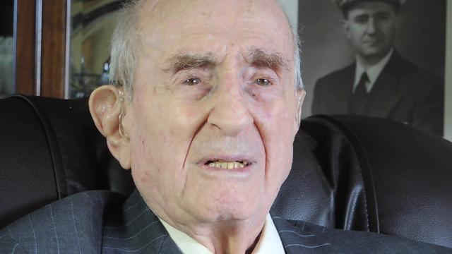 101-year-old remembers Pearl Harbor