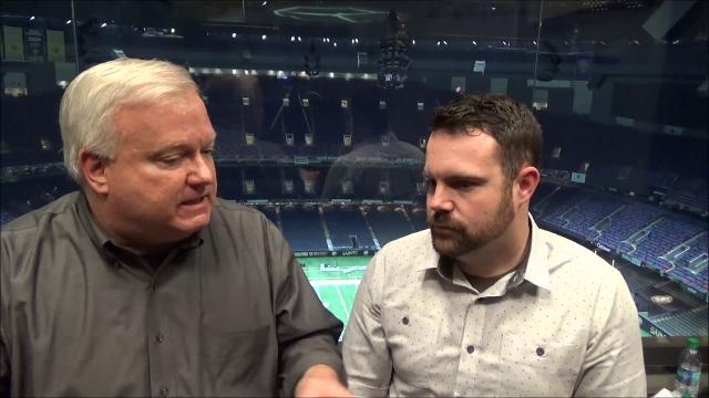 Rogers and Wojo break down Lions' destruction of the Saints