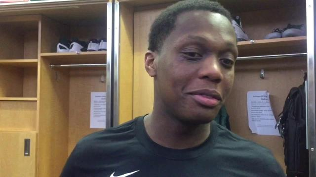 Cassius Winston: 'I needed to step up'
