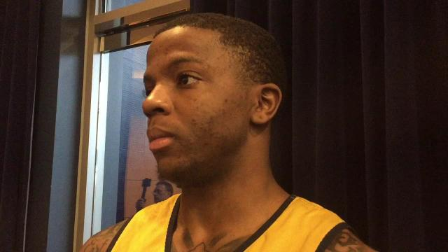 UM's Xavier Simpson on adapting to college game