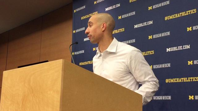 Texas coach Shaka Smart on loss to UM