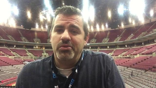 Matt Charboneau on Michigan State's loss at Ohio State