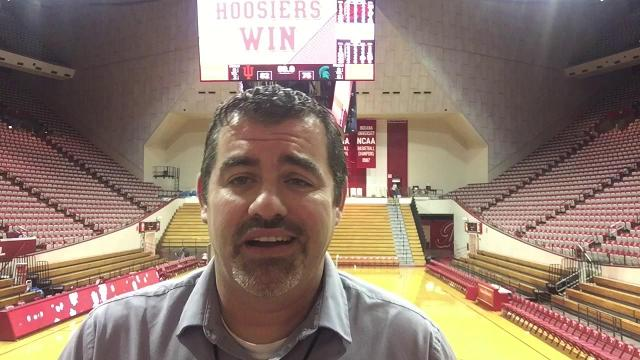 Matt Charboneau on Michigan State's loss at Indiana