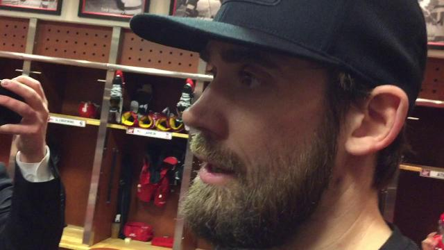 Wings' Henrik Zetterberg on final games before All-Star break