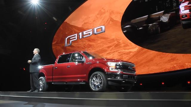 New Ford F-150 introduced