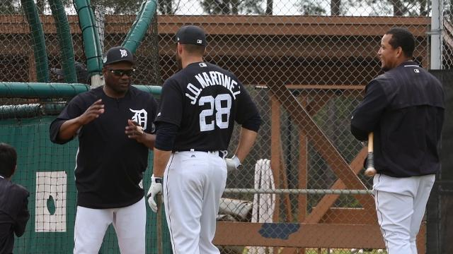 Sights and sounds at Tigers spring training