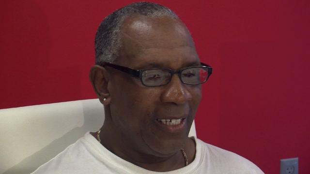 Bernard Young speaks of his freedom after nearly 30 years
