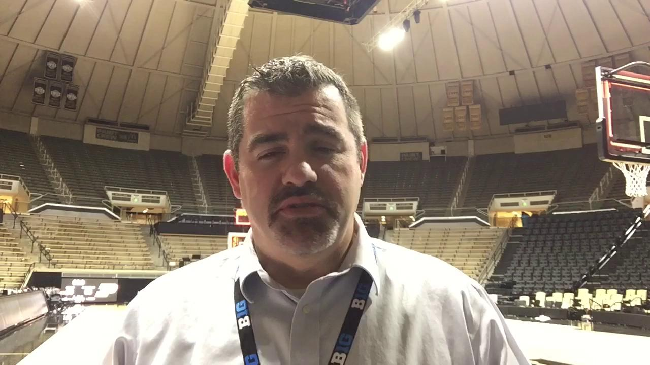 Matt Charboneau breaks down MSU's second loss this season to Purdue