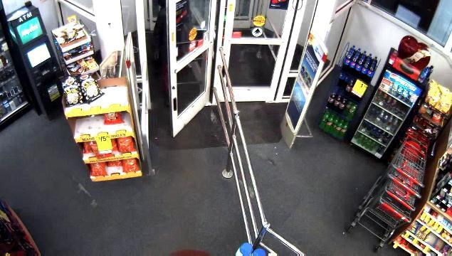 Suspect sought in CVS robbery