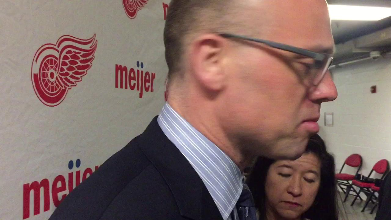 Blashill comments on Nosek