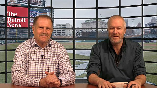 Detroit News baseball writer Tony Paul and former Tiger pitcher Dan Petry talk about the team's upcoming season.