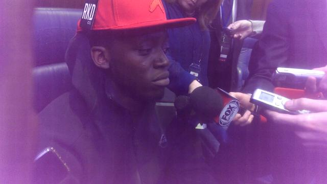 Pistons guard Reggie Jackson gives an in-depth interview about being held out of the lineup during a crucial stretch in the season.