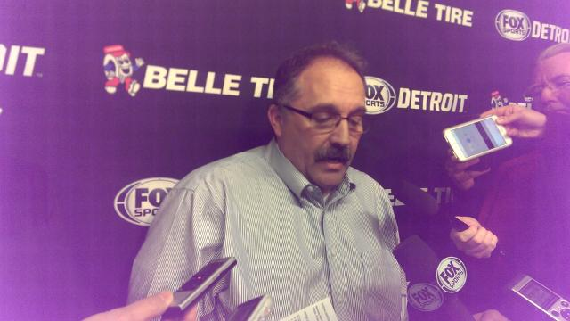 Stan Van Gundy on Pistons' loss to the Chicago Bulls.