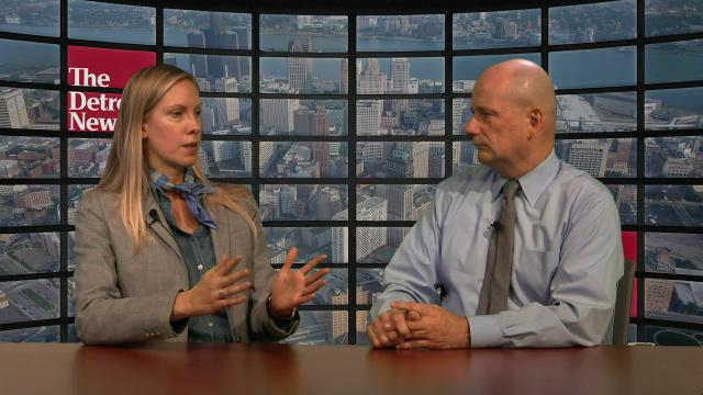 Nolan Finley and Ingrid Jacques discuss wrongful convictions; later, they comment on the Detroit Public Schools' search for a superintendent.