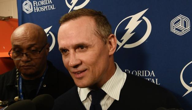 Lightning GM and former Detroit Red Wings captain Steve Yzerman remembers plenty of good times as a player at Joe Louis Arena, a building where he twice hoisted the Stanley Cup. Yzerman also talks about current Wings captain Henrik Zetterberg.