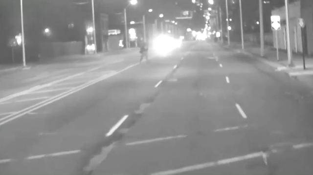 Police release new video of suspect in Wayne State officer death