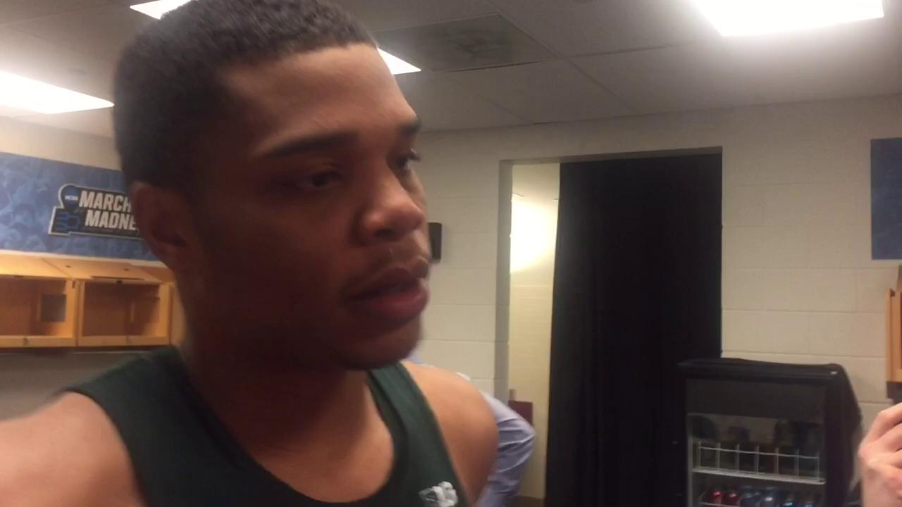Miles Bridges said he'll talk to his mother and coaches on whether he'll leave early for the NBA