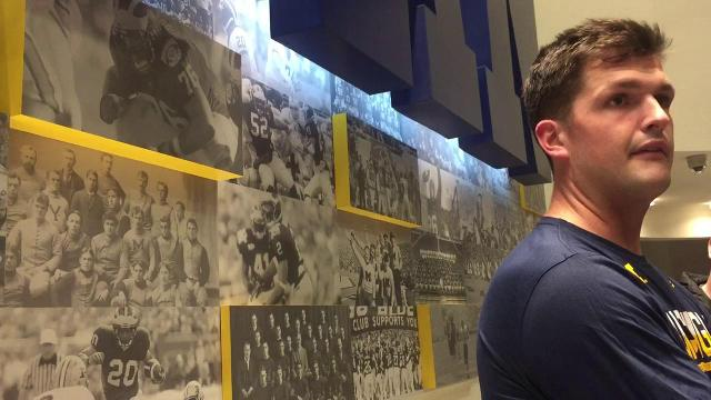 Wilton Speight on Pep Hamilton